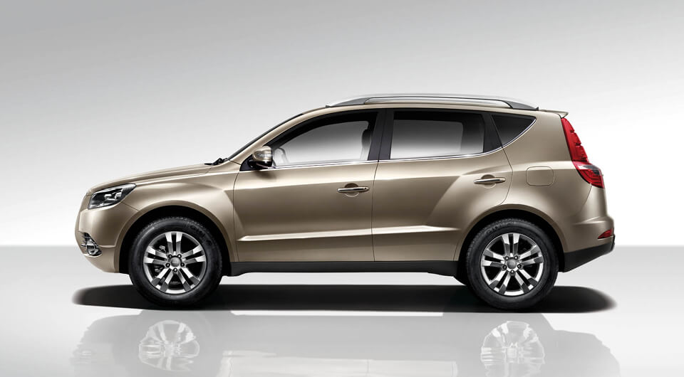 Geely Emgrand X7 New